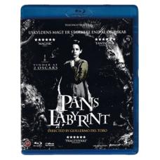 Pan's Labyrint(Blu-ray)