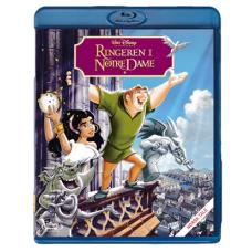 Disney Klassiker 34: Ringeren i Notre Dame (Blu-ray)