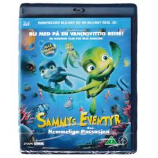 Sammys Eventyr: Den Hemmelige Passasjen (Blu-ray)