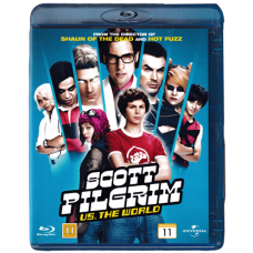 Scott Pilgrim Vs The World (Blu-ray)