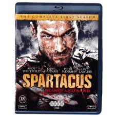 Spartacus Sesong 1 (Blu-ray)
