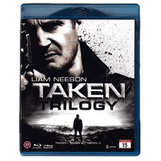 Taken Trilogy (Blu-ray)