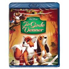 Disney Klassiker 24: To Gode Venner (Blu-ray)