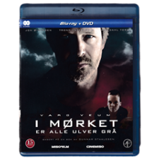Varg Veum: I Mørket Er Alle Ulver Grå (Blu-ray)