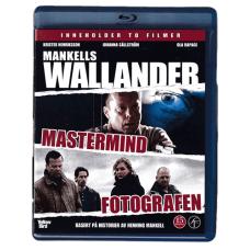 Wallander: Mastermind + Fotografen (Blu-ray)
