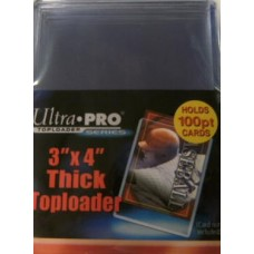 Ultra Pro Top Loader Super Thick