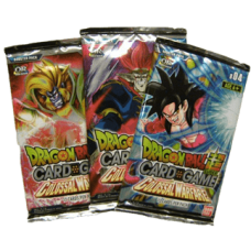 Dragon Ball: Colossal Warfare Booster Pack