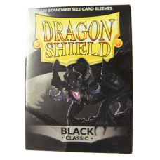 DragonShield Black Classic sleeves
