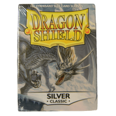 DragonShield Silver Classic sleeves