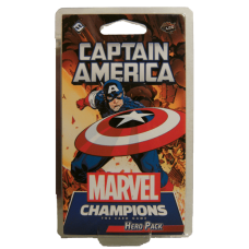 Marvel Champions Card Game: Captain America Hero Pack
