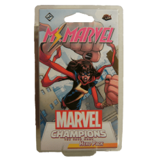 Marvel Champions Card Game: Ms Marvel Hero Pack