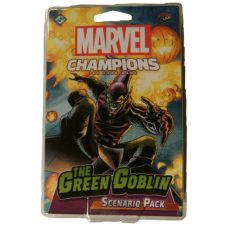 Marvel Champions Card Game: The Green Goblin Scenario Pack
