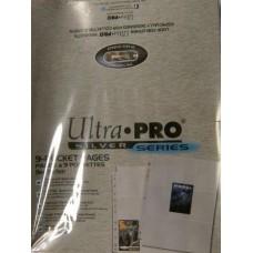 Ultra Pro 9-Pocket Silver Page Standard
