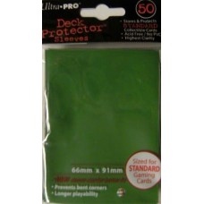 Ultra Pro Deck Pro Green Sleeves