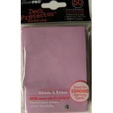 Ultra Pro Deck Pro Pink Sleeves