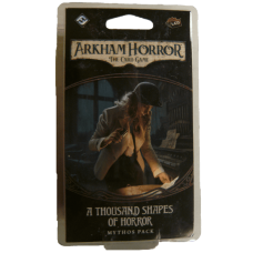 Arkham Horror: The Card Game: A Thousand Shapes of Horror Mythos Pack