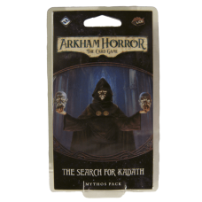 Arkham Horror: The Card Game: Search For Kadath Mythos Pack