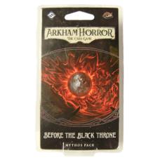 Arkham Horror: The Card Game: Before The Black Throne Mythos Pack