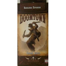 Doomtown Reloaded Saddlebag: Frontier Justice