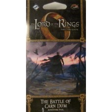 Lord of the Rings Card Game: Battle of Carn Dum Adventure Pack