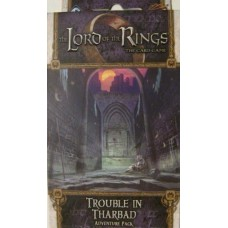 Lord of the Rings Card Game: Trouble In Tharbad Adventure Pack