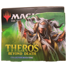 Theros Beyond Death: Collector booster display