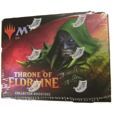 Throne of Eldraine: Collector booster display