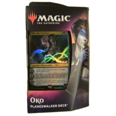 Throne of Eldraine Planeswalker Deck: Oko