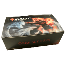 Magic Core 2020 booster display