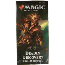 Challenger Deck 2019: Deadly Discovery