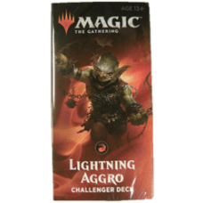 Challenger Deck 2019: Lightning Aggro