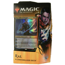 Guilds of Ravnica Planeswalker Deck: Ral, Caller of Storms