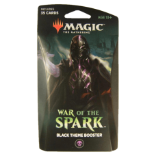 War of the Spark theme booster pack