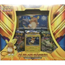 Pokemon: Alolan Raichu Box