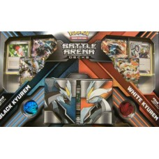 Pokemon: Battle Arena Decks: Black Kyurem vs White Kyurem
