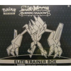 Pokemon: Sun & Moon: Burning Shadows Elite Trainer Box