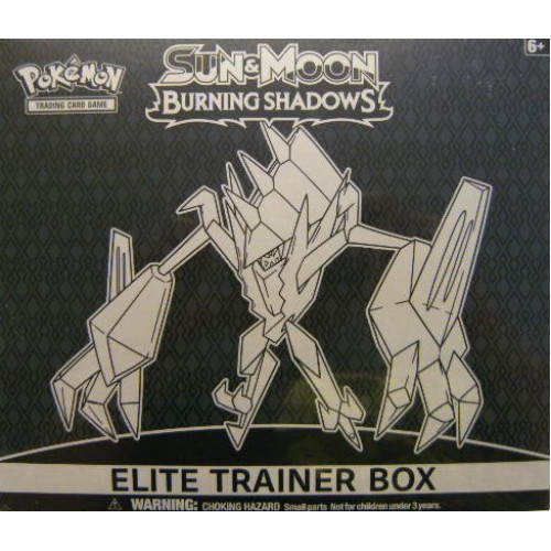 Pokemon Decks og Elite Trainers