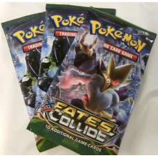 Pokemon: XY: Fates Collide booster pack