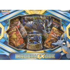 Pokemon: Kingdra-EX box