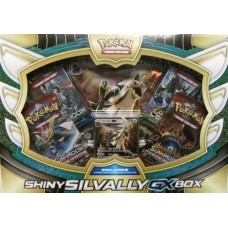 Pokemon: Shiny Silvally-GX box