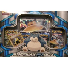 Pokemon: Snorlax GX box