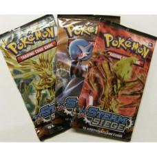 Pokemon: XY Steam Siege booster pack