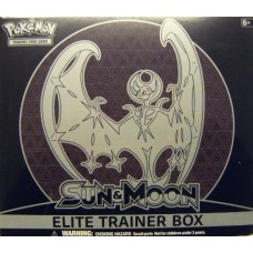 Pokemon: Sun & Moon Elite Trainer Box (Lunala)