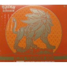 Pokemon: Sun & Moon Elite Trainer Box (Solgaleo)