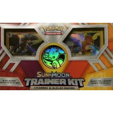 Pokemon: Lycanroc Trainer Kit
