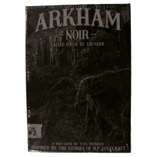 Arkham Noir: Called Forth By Thunder