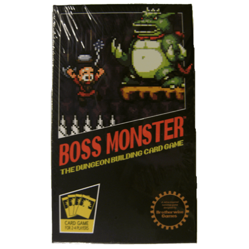 Boss Monster: The Card Game