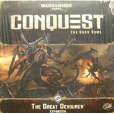 Warhammer 40K Conquest: The Great Devourer Expansion