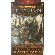 Warhammer Invasion: The Fall of Karak Grimaz Battle Pack