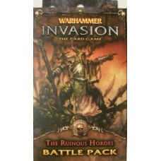 Warhammer Invasion: The Ruinous Hordes Battle Pack